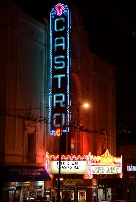 The Castro theater, a 2013 image Photo: Sean Havey, The Chronicle