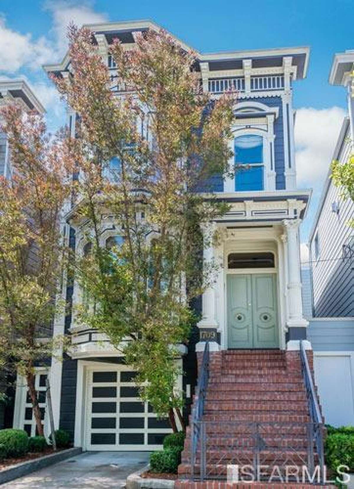 Click through the gallery to see what the house looked like when it hit the market in 2016: An 1883 San Francisco Victorian is on the market for $4.15 million.