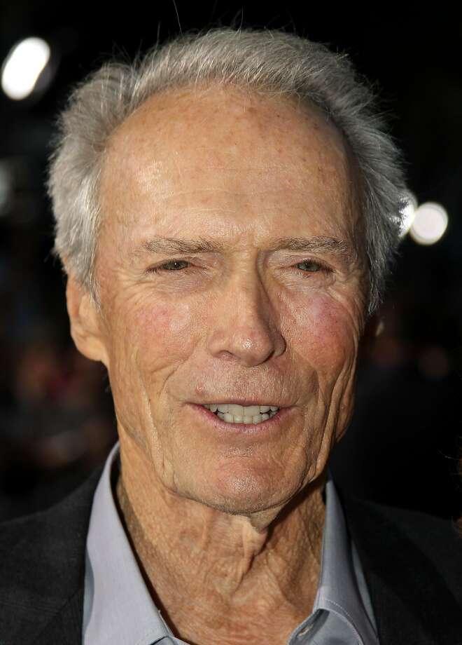 Clint Eastwood, idiot savant?: His opinions aren't much like his movies. Photo: Matt Sayles, MATT SAYLES/INVISION/AP