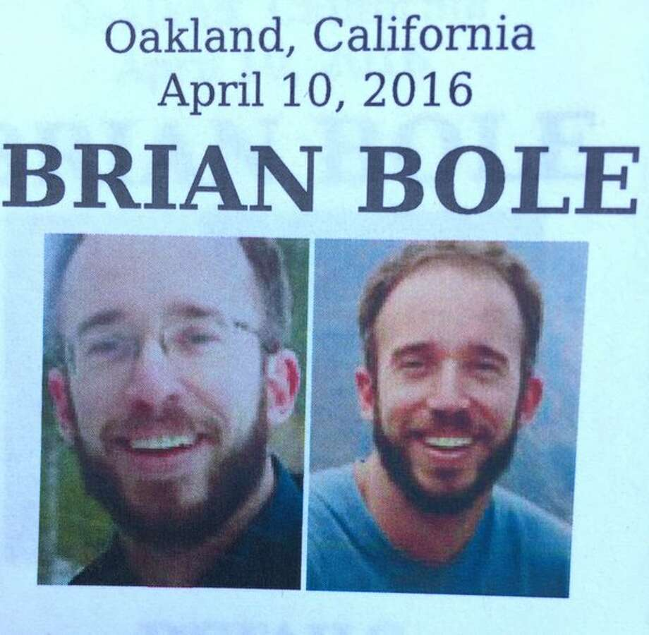Oakland Police and the FBI officials announced Thursday that they are seeking a person of interest and possible witnesses in the April 10 slaying of Brian Bole in Oakland. Photo: Oakland Police Department / Oakland Police Department