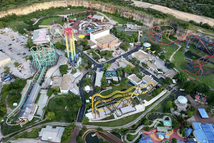 Six Flags Fiesta Texas is among the attractions that draw summer visitors to San Antonio and add to local employment.