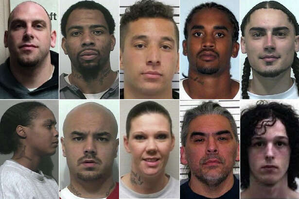 The Department of Corrections is currently looking for dozens of violent felons and sex offenders who've violated their parole. Take a look at the state's most wanted.