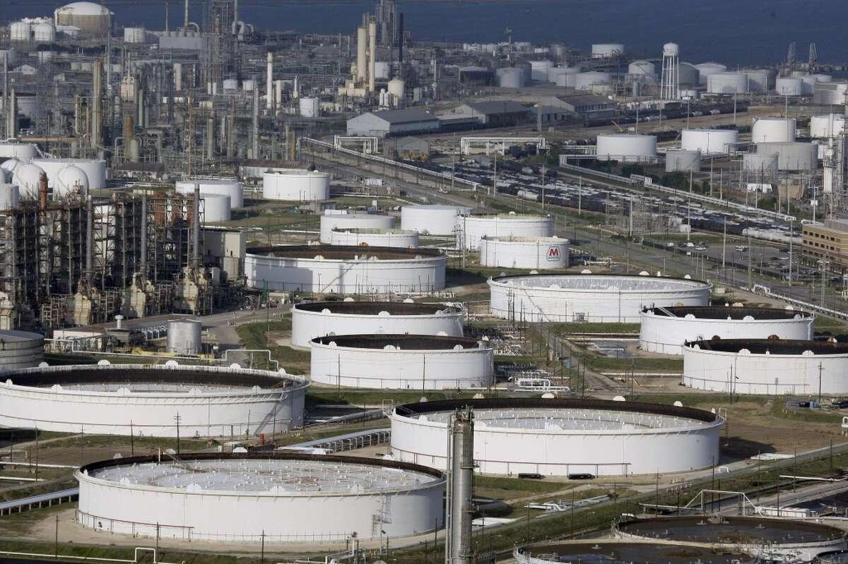 Marathon Oil Houston Rank: 23US Rank: 438Revenues: $5.9 billion CEO: Lee Tillman