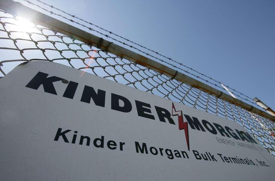 Kinder Morgan Houston Rank: 6 Texas Rank: 14 US Rank: 594 Market Cap: $40.4 billion CEO: Steven Kean Photo: TIM RUE, BLOOMBERG NEWS