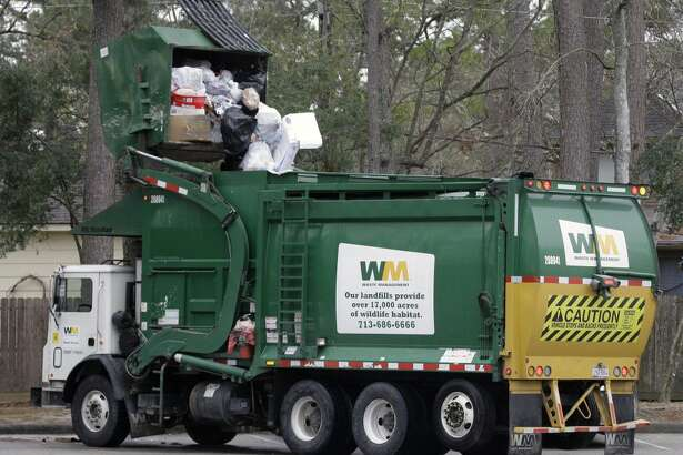 Waste Management    Houston Rank:  5   Texas Rank:  12   US Rank:  549   Market Cap:  $25.1 billion   CEO:  David Steiner