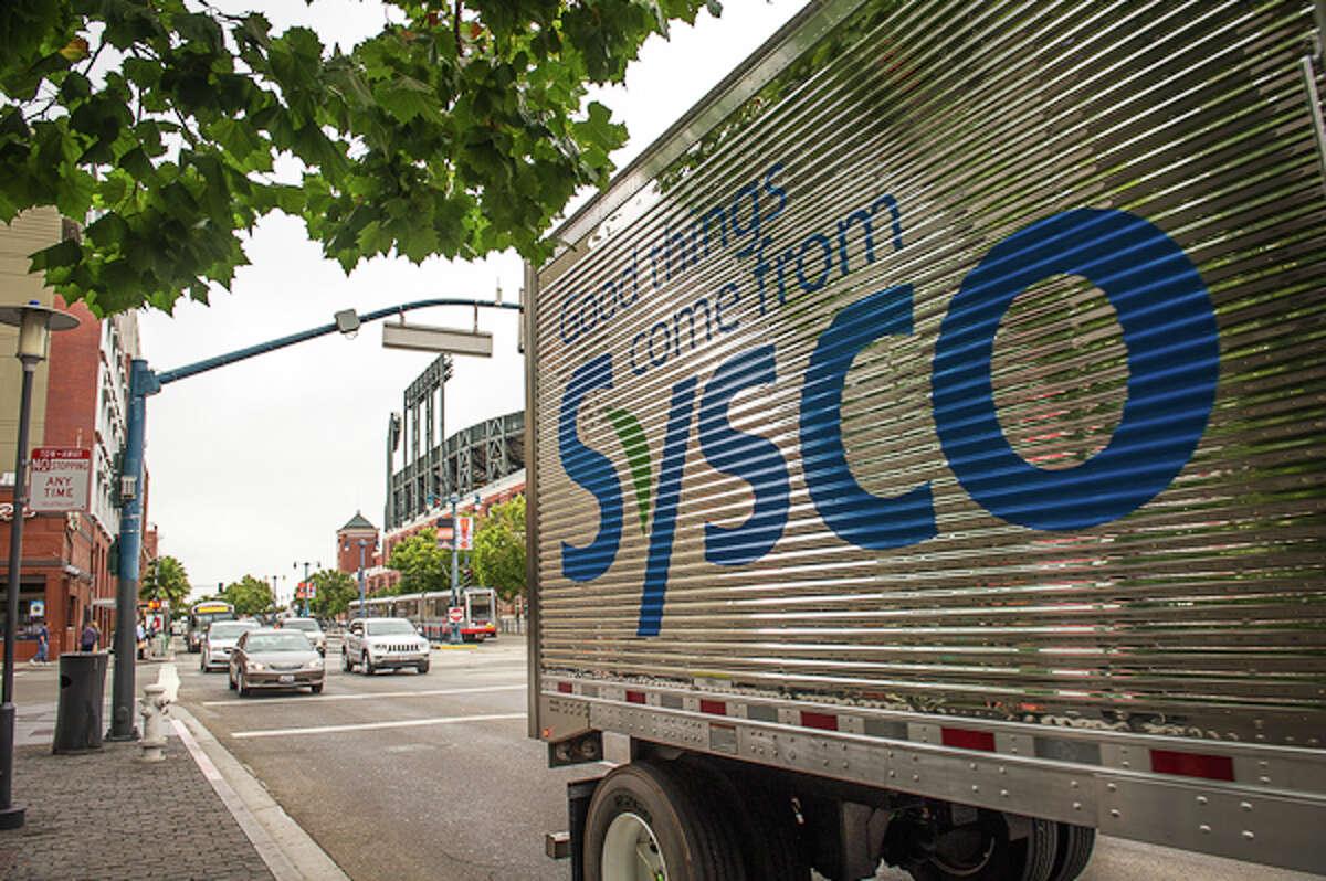 Sysco Houston Rank: 4 Texas Rank: 11 US Rank: 518 Market Cap: $25.8 billion CEO: Bill DeLaney