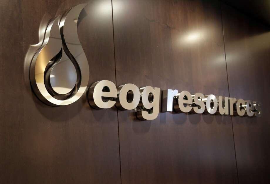 EOG Resources Photo: Billy Smith II, Chronicle