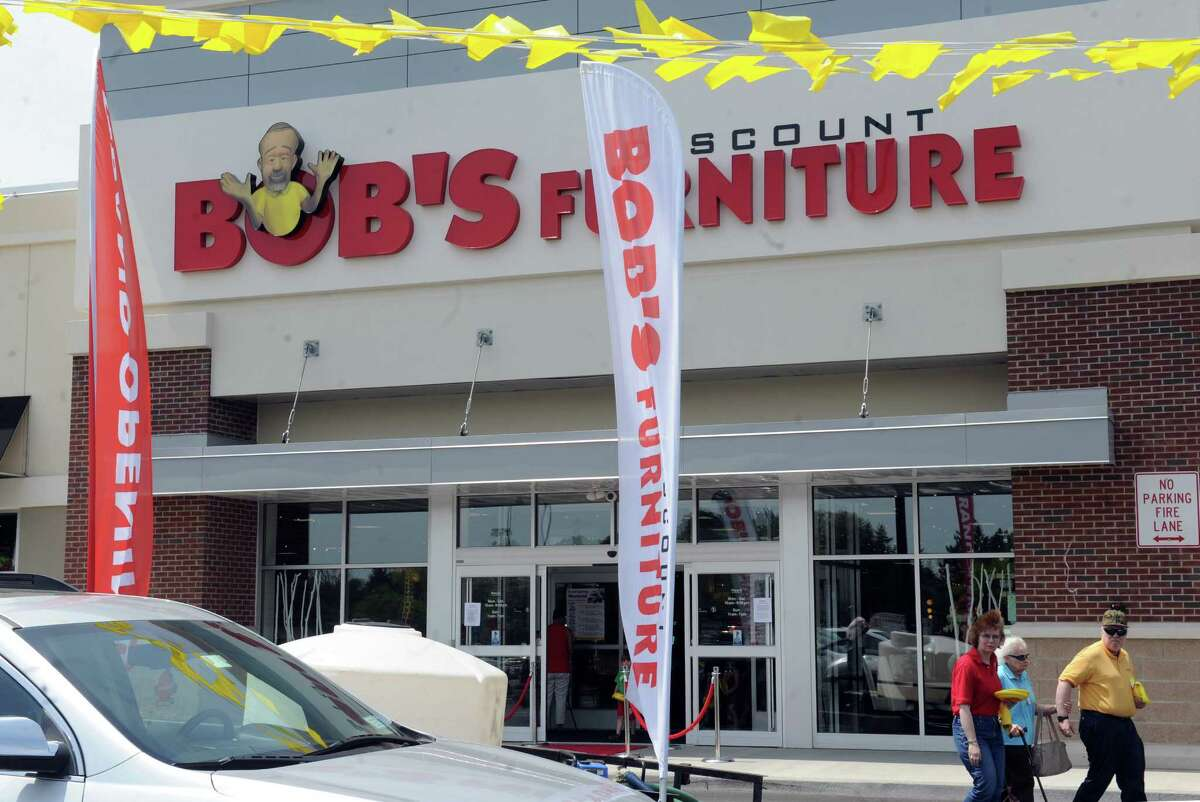 Bob's Discount Furniture grand opening the newest addition to The Shoppes at Latham Circle, the former Latham Circle Mall, on Thursday May 26, 2016 in Latham, N.Y. (Michael P. Farrell/Times Union)