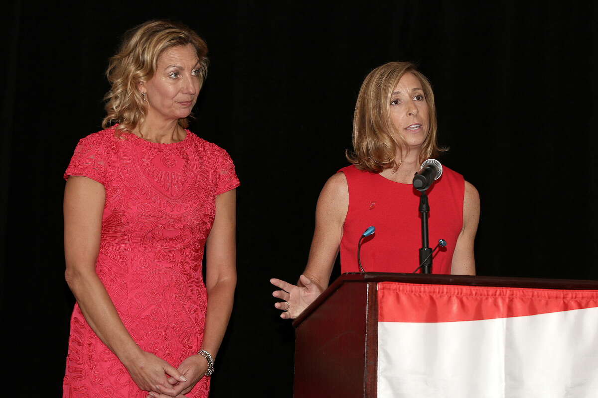 Were you Seen at the 12th Annual Go Red for Women luncheon, a benefit for the American Heart Association, at the Albany Marriott in Colonie on Thursday, May26, 2016?