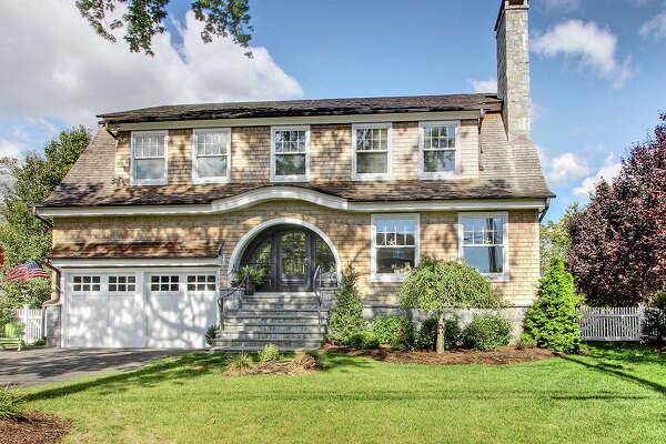 The property at 161 Colonial Drive, one of 10 local homes showcased on the June 2 Twilight Tour, is on the market for $2,399,000.