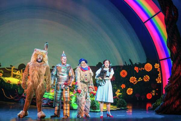 """The touring production of """"The Wizard of Oz"""" is headed to the Majestic Theatre."""