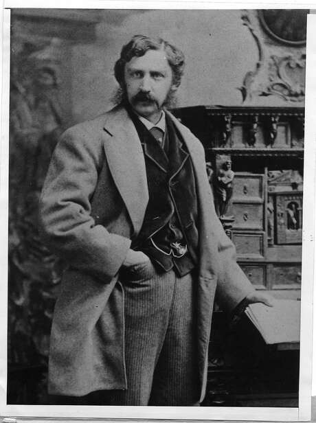 Author Bret Harte was among those who lived on Rincon Hill. Photo: Associated Press