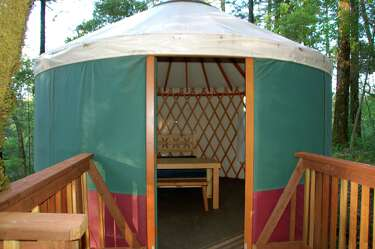 10 best glamping spots in Northern California - SFGate