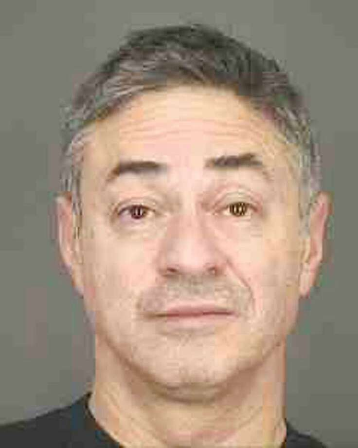 Clifford Berken, of Stamford and a former Greenwich Hospital doctor, has been sentenced to five years probation after pleading guilty to first-degree attempted disseminating indecent material to minors. Photo courtesy of the Westchester District Attorney's office. Photo: File Photo / Greenwich Time File Photo