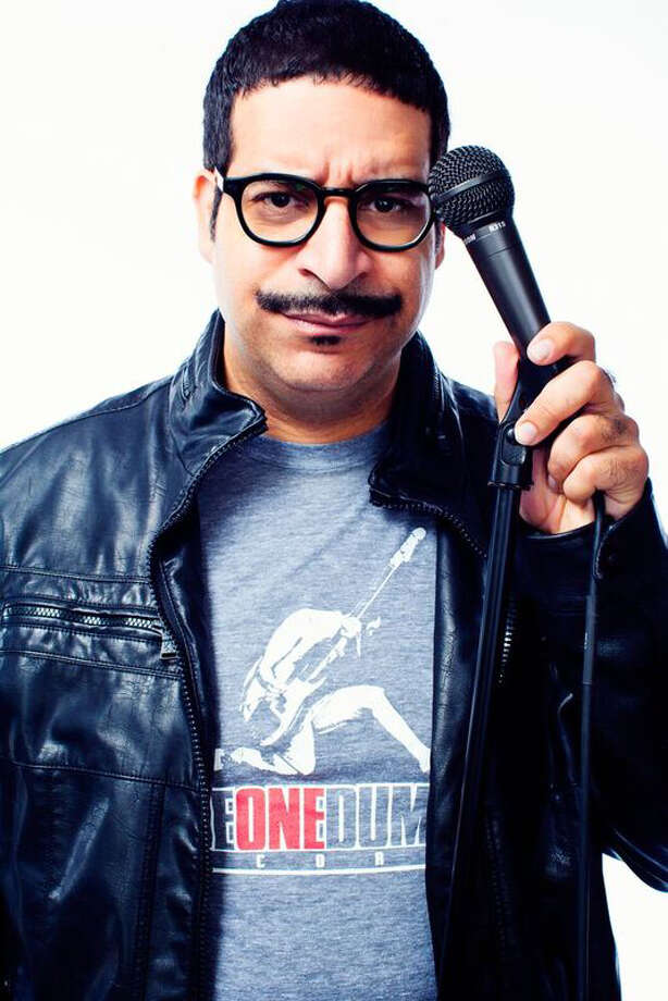 Comedian and actor Erik Griffin will perform at Comix Mohegan Sun, Thursday, June 2, through Saturday, June 4. Photo: Contributed Photo