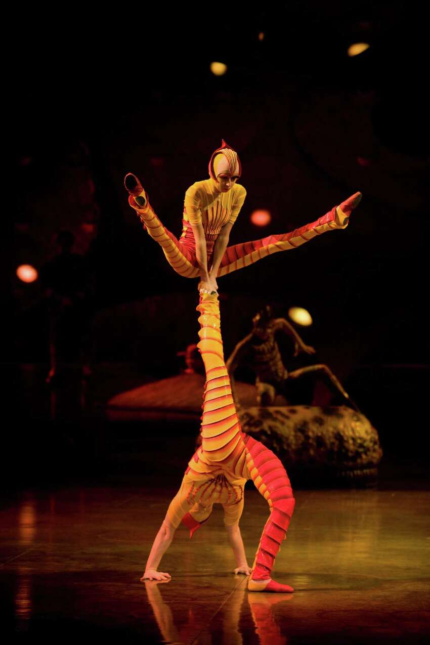 Cirque du Soleil brings its hit production