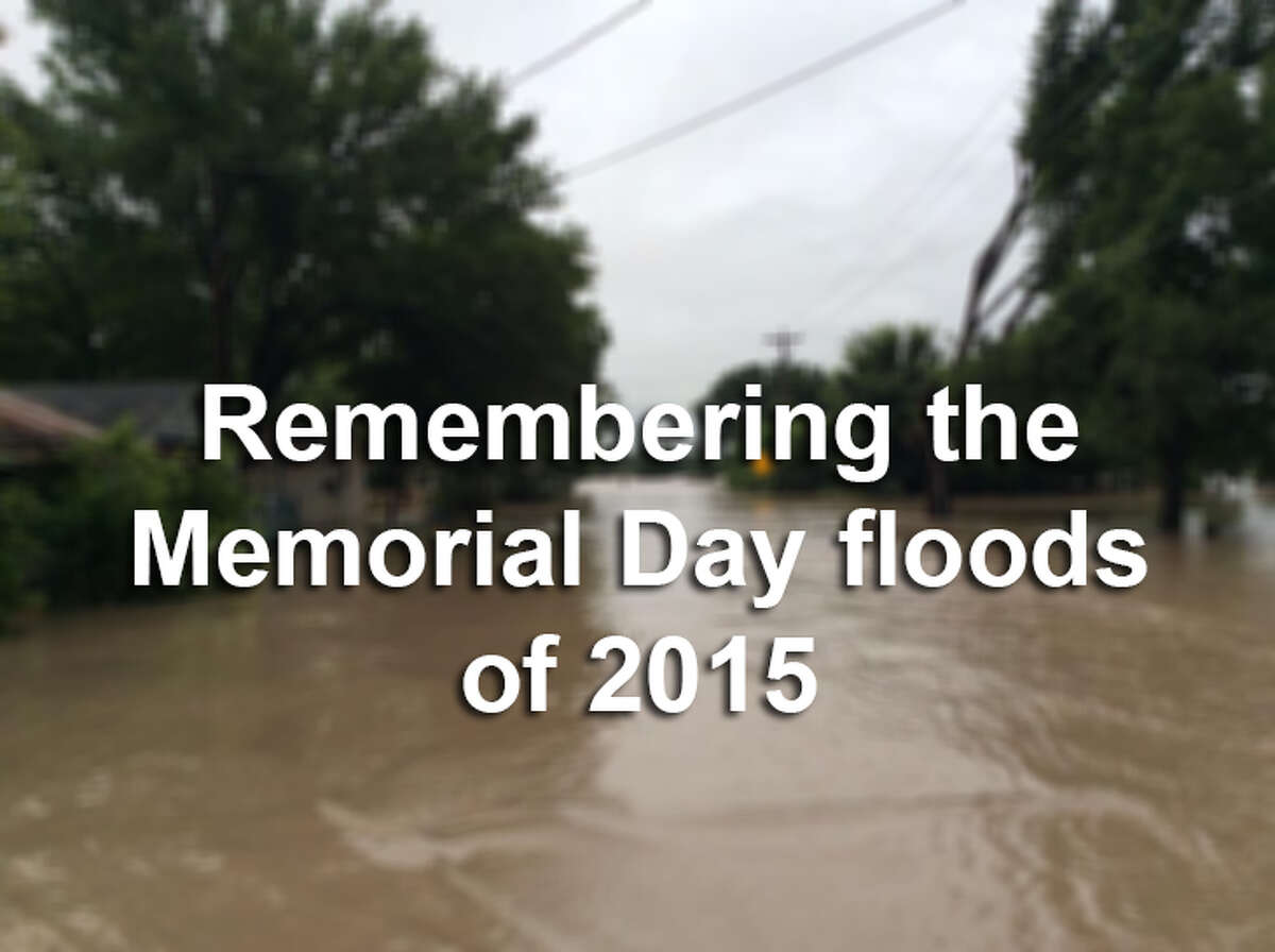 The storms caused devastation throughout Central Texas, and two are still missing a year later.