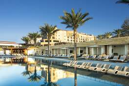 The La Cantera Resort and Spa offer cabana rentals at its various pools. Cabana rentals run between $275 and $300.