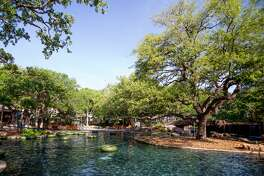 The Hyatt Regency Hill County Resort and Spa offer a five-acre water park with several pools, hot tubs and a lazy river and a surf and body board simulator. Cabana rentals run between $150 and $300.