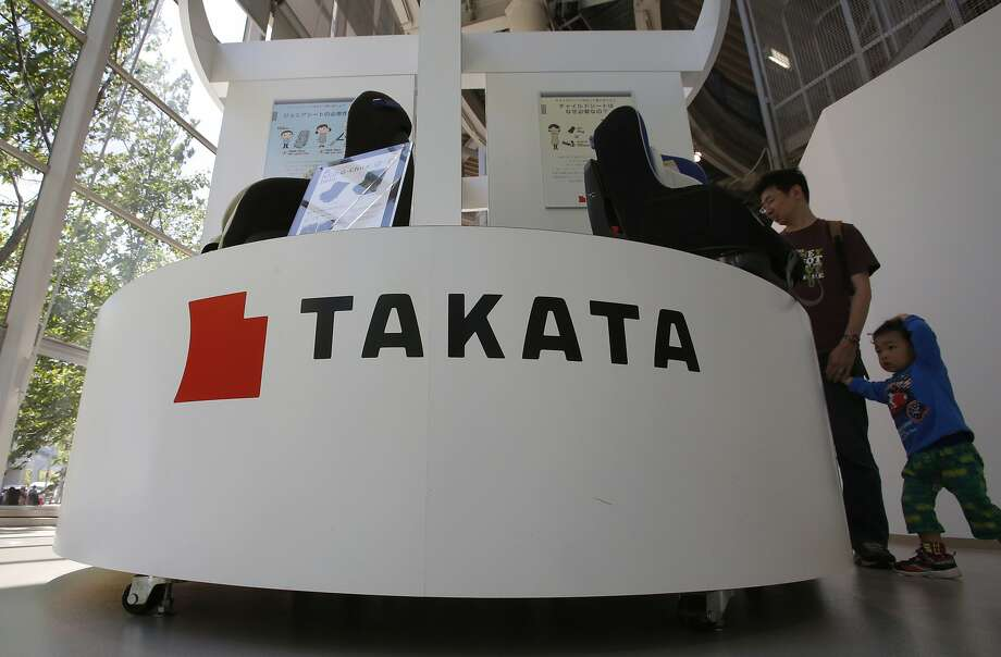 The recall affects millions of cars with air bags manufactured by the Takata Corp. of Japan. Photo: Shizuo Kambayashi, Associated Press