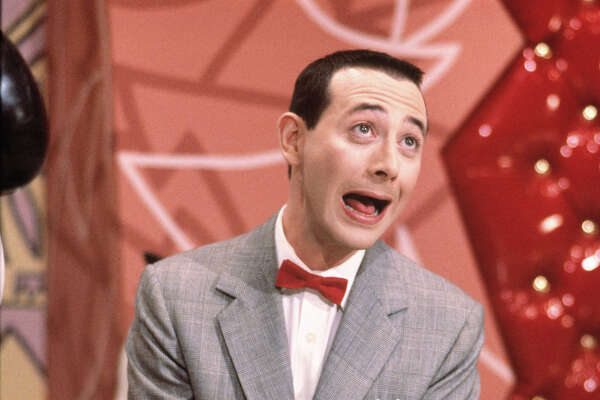"""Pee-wee's Playhouse"" (Netflix) — And the secret word is ""flashback"" with Pee-wee Herman's seminal Saturday series, featuring live-action absurdity straight out of, well, a cartoon, or at least the mad mind of Paul Reubens as Pee Wee Herman."
