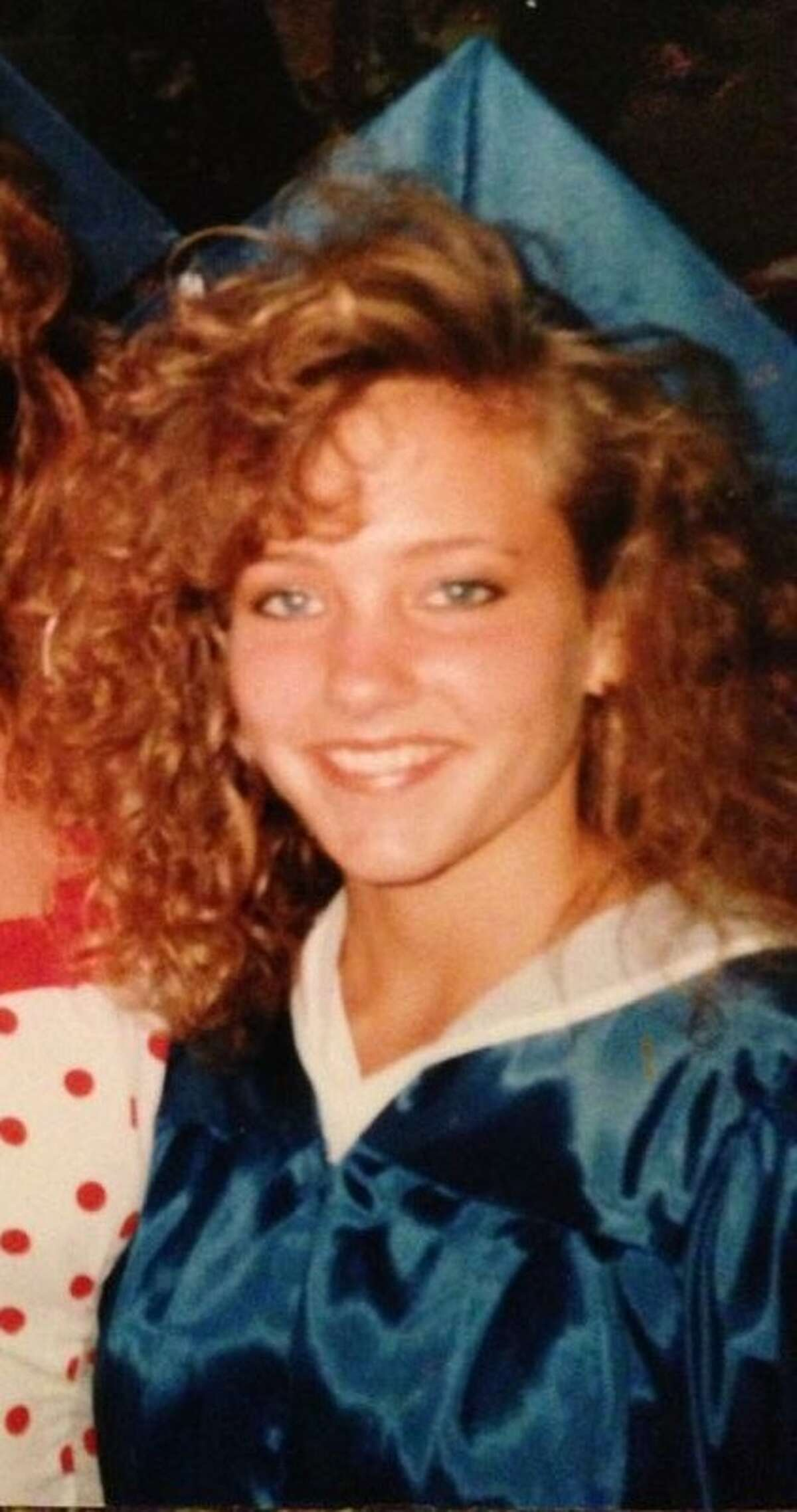 Then: Class of 1989, Lampasas High, Lampasas, Texas.