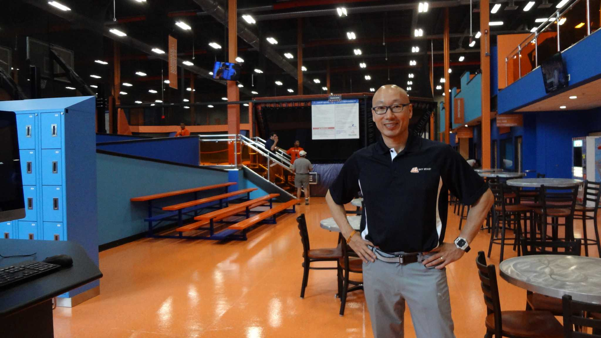 Trampoline parks popularity keeps growing connecticut post for Swanson s fish market