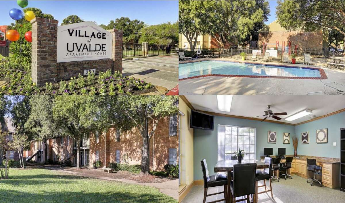 Miami-based One Real Estate Investment has sold the Village at Uvalde, a 446-unit apartment property in 41 buildings on 21 acres at 250 Uvalde.