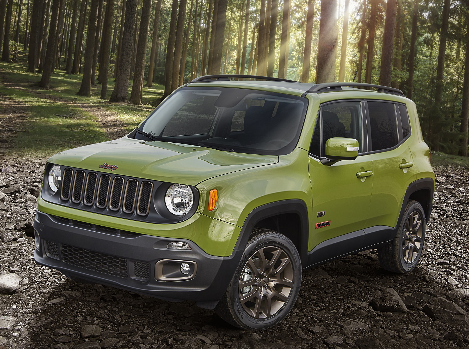 2016 Renegade: A 'real Jeep'