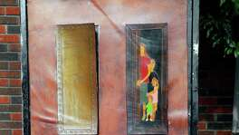 Tony Fantasia's artwork for the Open the Door Veterans Project.