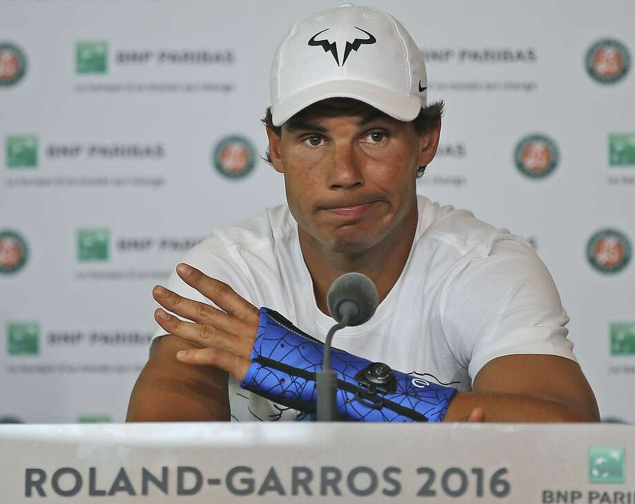 Rafael Nadal has won 14 Grand Slam titles. Photo: Michel Euler, Associated Press