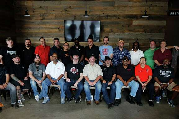 The Houston Barbecue Festival brought together pitmasters, a lot who rarely have time to socialize with their peers. They got along swimmingly.