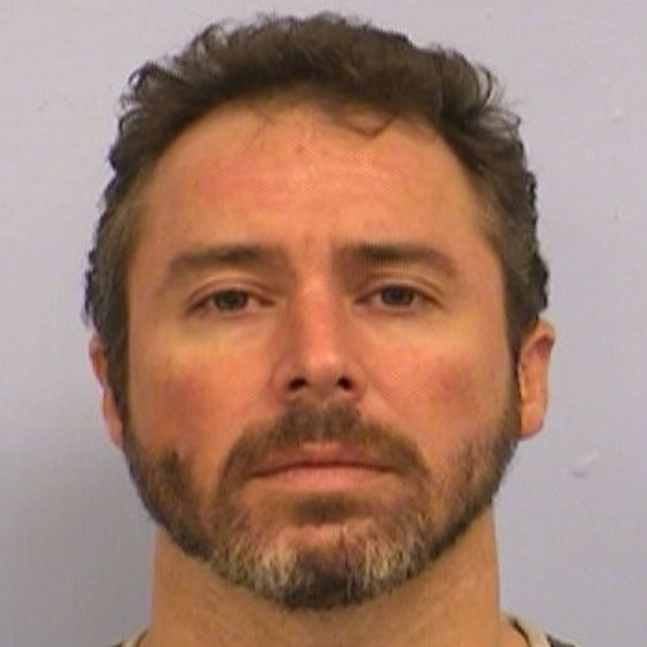 Brandon Fuller, 38, was found asleep in a Whataburger drive-thru in Austin. Courtesy/Austin Police Department