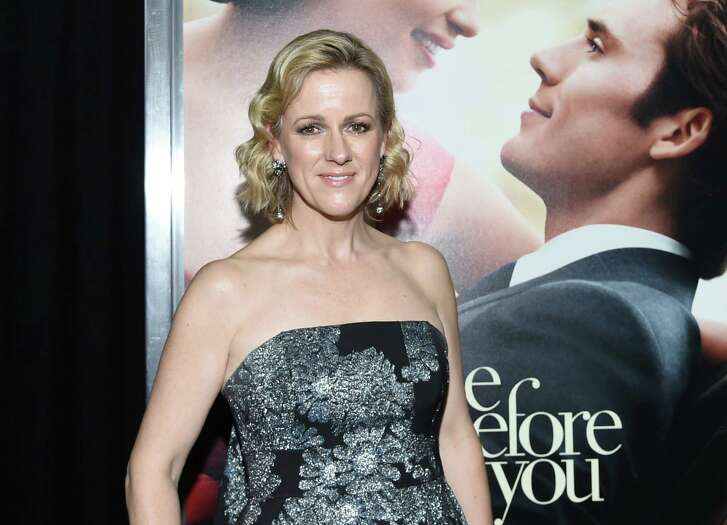 "Author Jojo Moyes wrote the screenplay, her first, for ""Me Before You."""