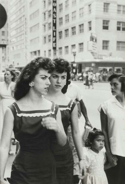 Found The Houston Twins In Henri Cartier Bresson S Photo