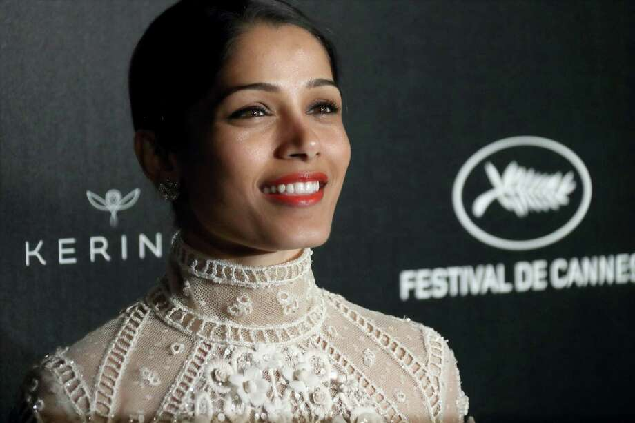 FILE: The Greenwich International Film Festival will get an extra helping of star power this year with Will Arnett bringing his comic talents to a key panel and actress and activist Frieda Pinto receiving an award. Photo: Mike Marsland, Mike Marsland/WireImage / Getty Images