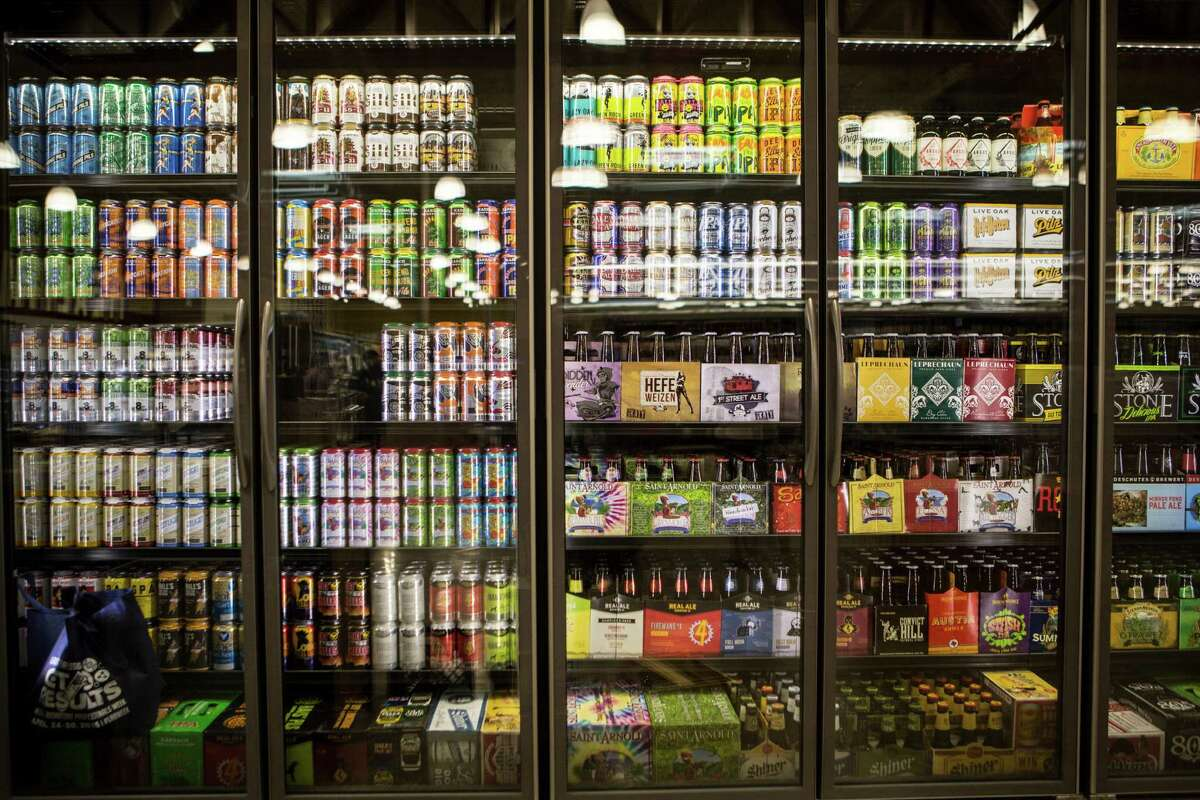 The new Whole Foods Market store will be located at 11041 Westheimer Road offers a wide selection of local beers.