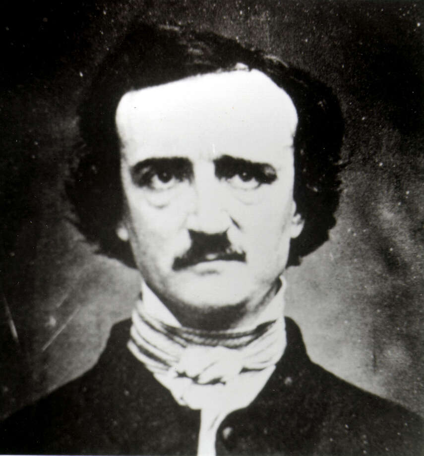 "SignificancePoe was one of the first American short-story writers. He invented detective fiction and the concept of ""ratiocination,"" or a character's logical reasoning. He was one of the earliest science fiction writers as well. Also: He wrote creepy stuff. / EXPRESS-NEWS FILE PHOTO"