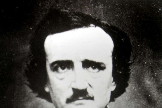 Author Edgar Allan Poe is shown in this undated file photo. Poe was born in Boston on January 19, 1809. CREDIT: PHOTO COURTESY OF THE EDGAR ALLEN POE MUSEUM, RICHMOND, VA
