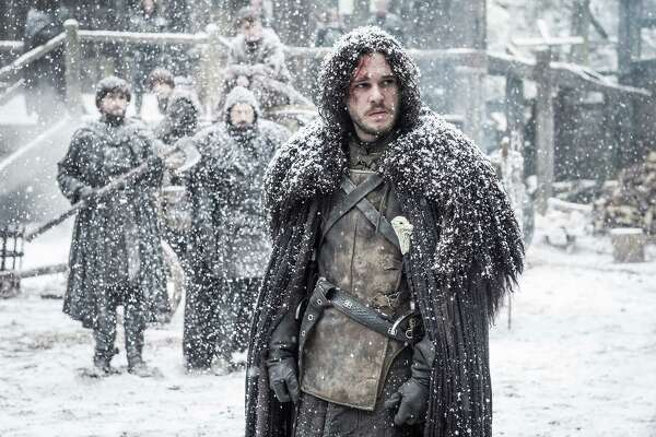 "Kit Harington in season 5, episode 9 of HBO's ""Game of Thrones."" (Helen Sloan/HBO/TNS)"