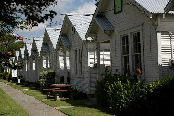 Project Row Houses was founded by artist Rick Lowe, a resident of the Third Ward, to be a catalyst in the community.