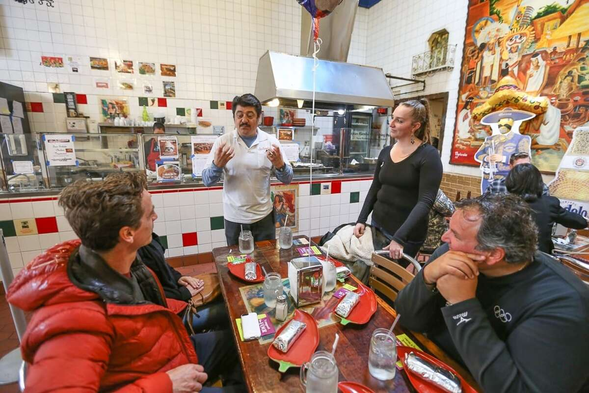 Food tour of the Mission District (3543 18th St.): Take a guided tour of the food scene in the Mission District with Avital tours. You'll be able to have four courses, which include two appetizers, an entrée and dessert, at four different restaurants on this three hour excursion. Some of the restaurants that might be on schedule include Gracias Madre, Taqueria La Cumbre and Tacolicious. Tickets are $84 per person and they offer tours throughout the week. There are still tickets available for June 19. Guests should meet at The Women's Building on 3543 18th St. and the tour is from 11 a.m. to 2 p.m.