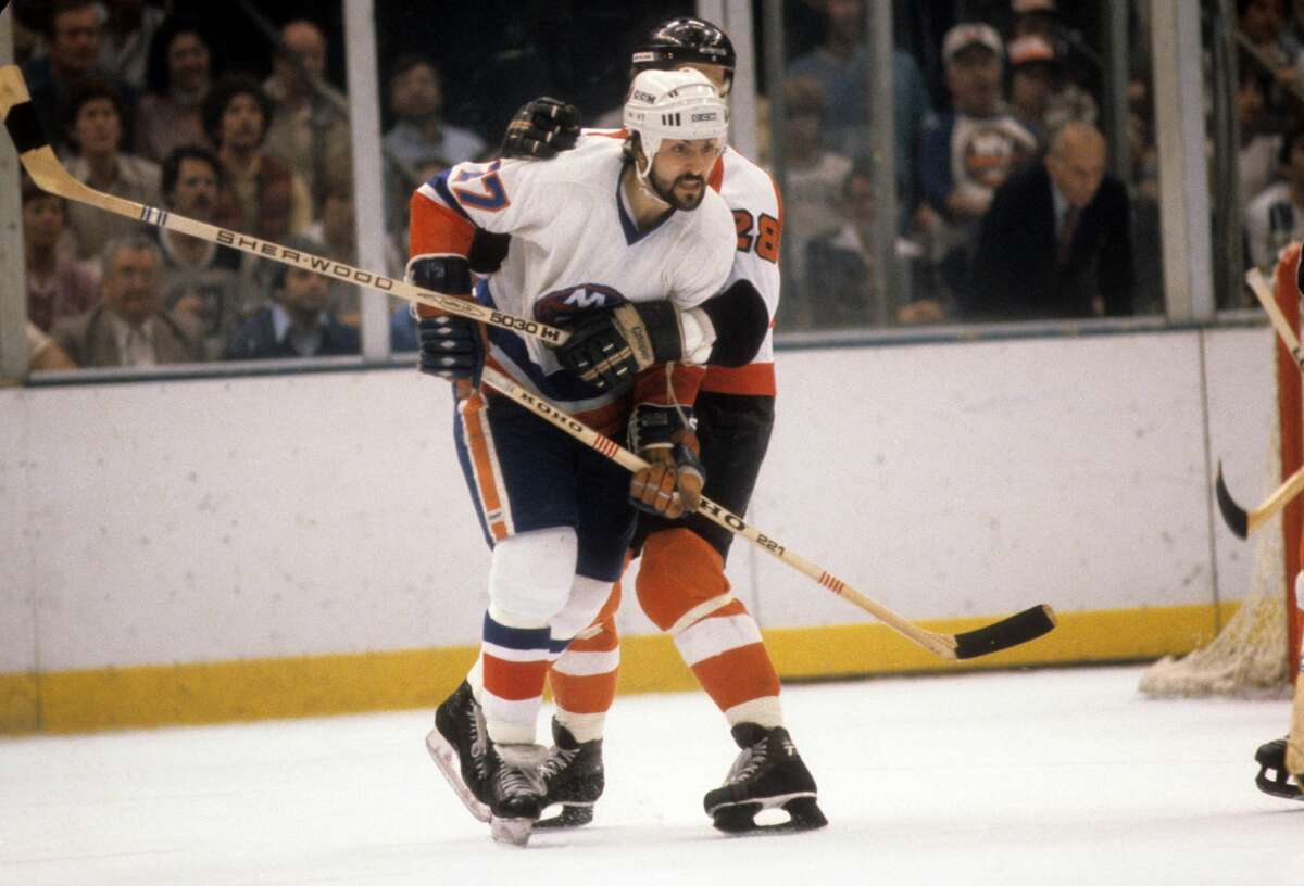 JOHN TONELLI, 1980-83 The rugged winger spent three seasons with the Aeros from 1975-78 before becoming a key cog in the New York Islanders' dynasty of the early 1980s. Tonelli set up Bob Nystrom's Stanley Cup-winning goal in Game 6 of the 1980 Final against Philadelphia.Tonelli then rescued the Islanders from elimination in the deciding game of a 1982 first-round series against Pittsburgh. He scored the tying goal late in regulation and then notched the OT winner, keeping New York's Stanley Cup defense alive. During the Islanders' four Stanley Cup runs, Tonelli had 63 points (25 goals, 38 assists) in 76 playoff games.