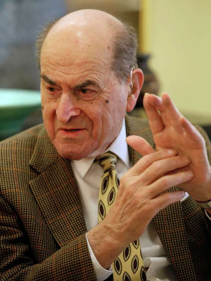 Dr. Henry Heimlich says he used his maneuver for the first time Monday. Photo: Al Behrman, STF / Copyright 2016 The Associated Press. All rights reserved. This material may not be published, broadcast, rewritten or redistribu