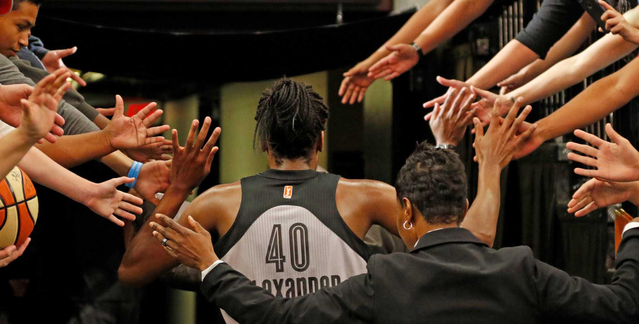 WNBA preview: Stars at Los Angeles - San Antonio Express-News