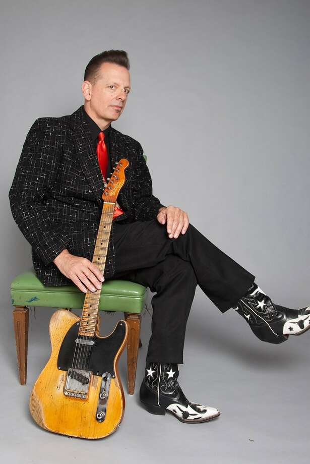 Jinx Jones will perform with the KingTones at the annual street fair. Photo: Carolyn Carcione, Courtesy Of The Artist