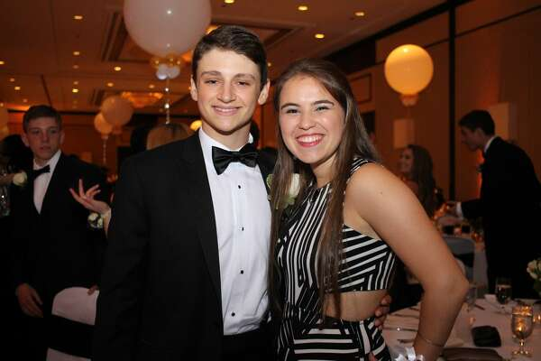 Stamford's Westhill High School seniors celebrated senior prom night at the Hyatt Regency in Greenwich on May 27, 2016. The class graduates on    June 15   . Were you SEEN at prom?