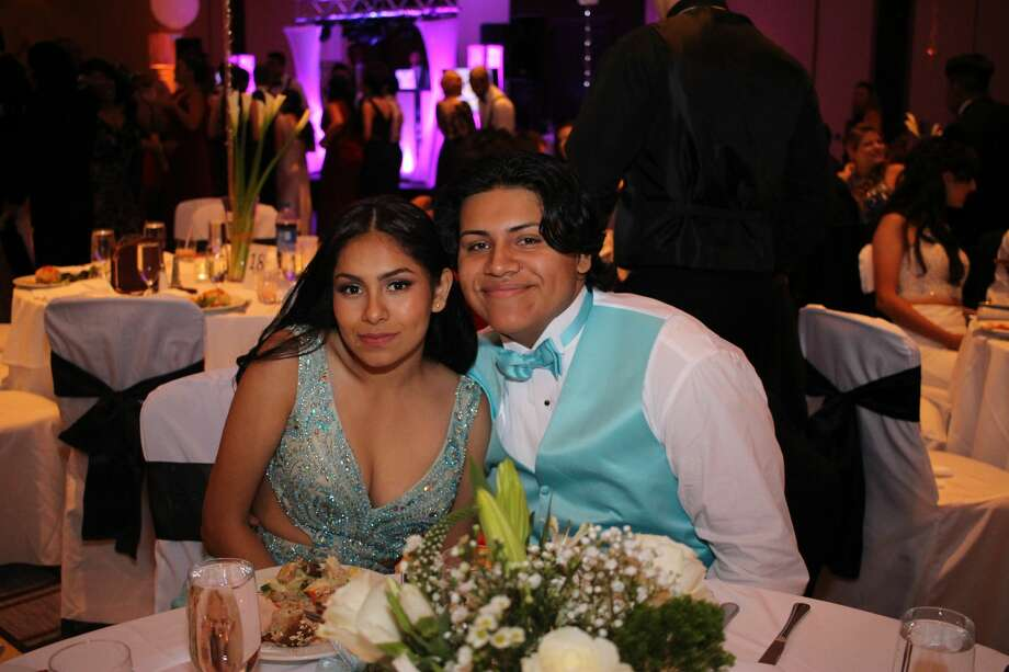 Stamford's Westhill High School seniors celebrated senior prom night at the Hyatt Regency in Greenwich on May 27, 2016. The class graduates onJune 15. Were you SEEN at prom? Photo: Zaineb Haroon