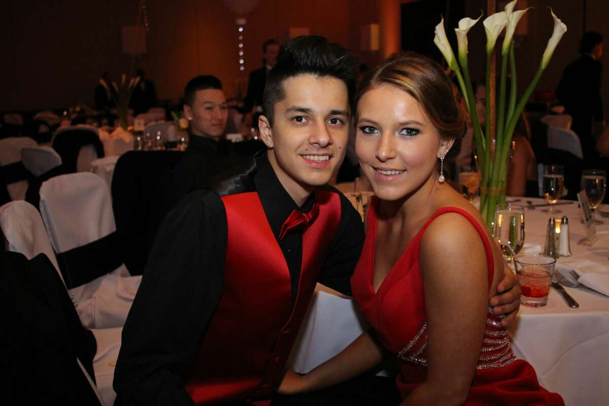 Stamford's Westhill High School seniors celebrated senior prom night at the Hyatt Regency in Greenwich on May 27, 2016. The class graduates onJune 15. Were you SEEN at prom?