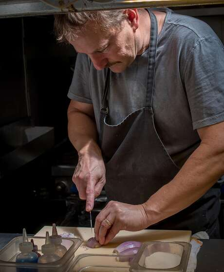 Chef Ron Siegel opens Madcap this week. Photo: John Storey, Special To The Chronicle